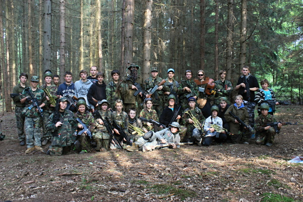 Airsoft tábor
